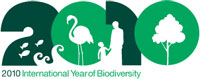 2010 International Year of Biodiversity logo