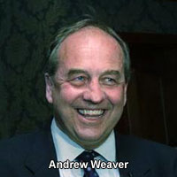 Andrew Weaver
