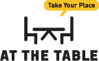 At The Table logo
