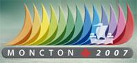 Moncton 2007 logo
