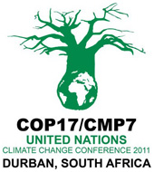 COP17 logo