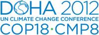 COP18 logo