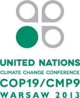 COP19 logo