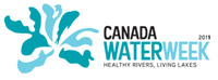Canada Water Week logo