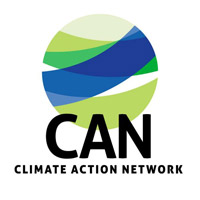 Climate Action Network logo