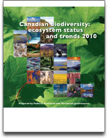 Biodivcanada report cover