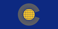 Commonwealth Nations Flag