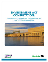 Environment Act Consultation cover