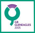 G8 2005 Logo