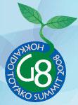 G8 2008 logo