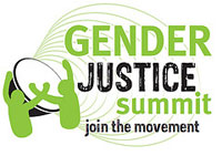 Gender Justice Summit logo
