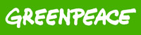 Photo of Greenpeace logo
