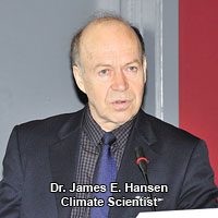 Dr. James E. Hansen