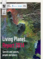 Living Planet Report 2014 cover