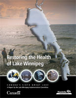 Lake Wpg implemetation committee report cover