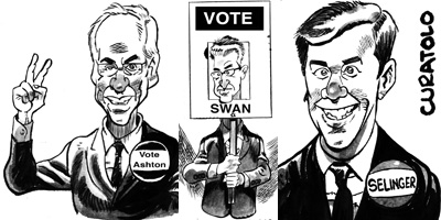 MB candidates by Fred Curatolo