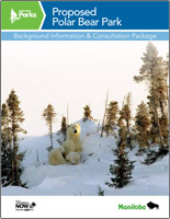 Manitoba Parks report cover