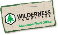photo of Manitoba Wilderness Committee logo
