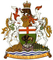 Manitoba Crest