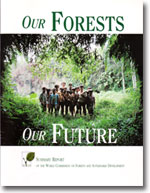 Our Forests cover