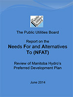Public Utilities Board report cover