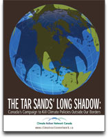 Tarsands report cover