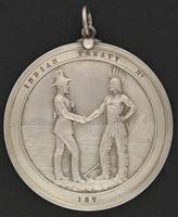 Treaty medal