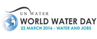 World Water Day 2016 logo