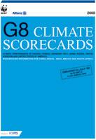 WWF G8 scorecard cover