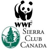 WWF & Sierra Club Canada logo