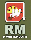 RM of Whitemouth logo