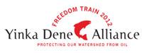 Yinka Dene Alliance logo