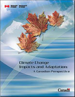 Climate Change Impacts and Adaptation Cover