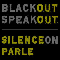Black Out Speak Out