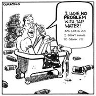 Fred Curatolo cartoon