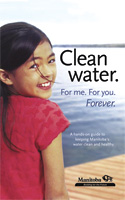 Clean Water guide cover