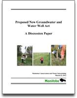 Manitoba Government report cover