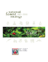 National Forest Strategy cover
