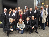 Lawyers representing First Nations against Enbridge