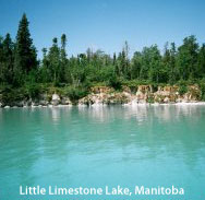 Little Limestone Lake, Manitoba
