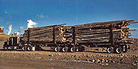 logging truck