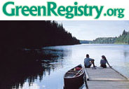 green registry image