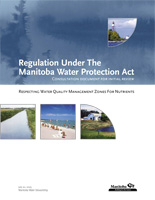 MB water protection act document cover