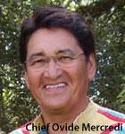Chief Ovide Mercredi