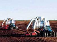 peat harvester