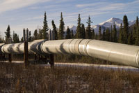 photo of a pipeline