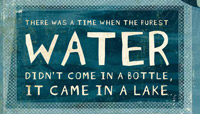 purest water quote