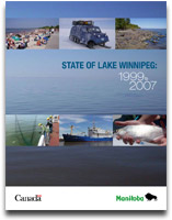 State of Lake Winnipeg report cover