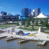 The Forks, Winnipeg, MB