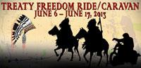 Treaty Freedom Ride